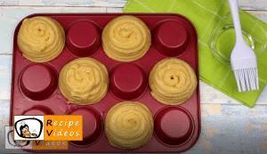 Churro muffins with vanilla ice cream recipe, prepping Churro muffins with vanilla ice cream step 7