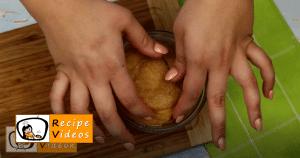 Churro muffins with vanilla ice cream recipe, prepping Churro muffins with vanilla ice cream step 10