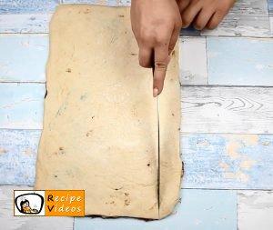 Cocoa swirl rolls recipe, how to make Cocoa swirl rolls step 4