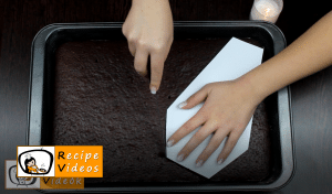 Coffin cake recipe, how to make Coffin cake step 2