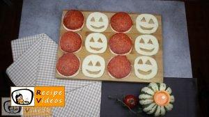 Crunchy Jack-O'-Lanterns recipe, how to make Crunchy Jack-O'-Lanterns step 3