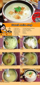 French onion soup recipe with video
