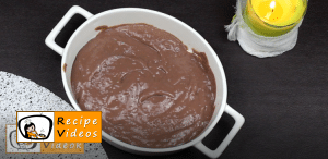 Earthworms in chocolate recipe, how to make Earthworms in chocolate step 6