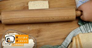 Ham and cheese sticks recipe, prepping Ham and cheese sticks step 2