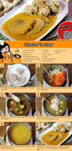 Hunter's stew recipe with video