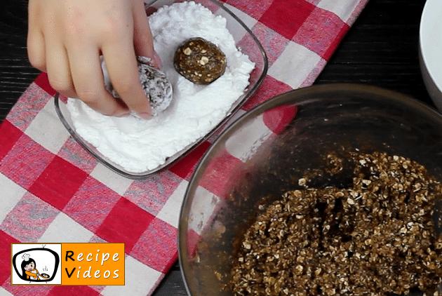 Lightning-fast snowballs (no bake) recipe, prepping Lightning-fast snowballs (no bake) step 6