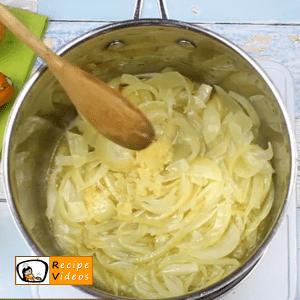 Creamy pumpkin soup recipe, how to make Pumpkin cream soup step 3