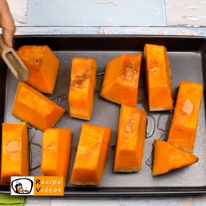 Creamy pumpkin soup recipe, how to make Pumpkin cream soup step 1