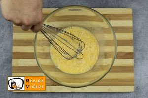 Rice balls with ham and cheese recipe, how to make Rice balls with ham and cheese step 1