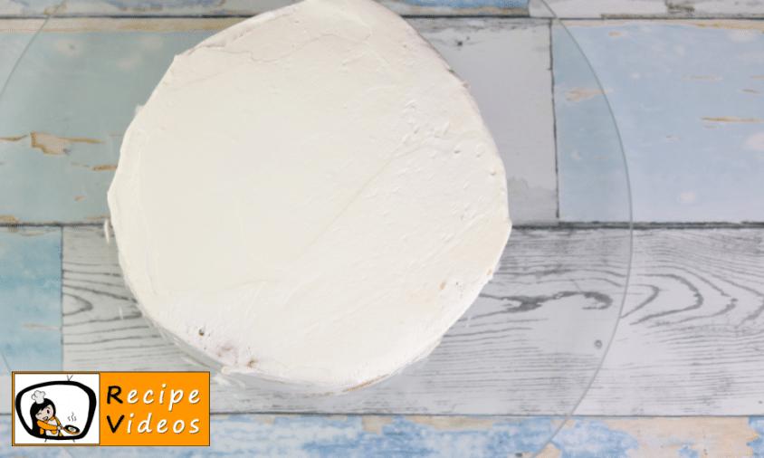 Tiramisu cake recipe, how to make Tiramisu cake step 11