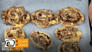 Turkey rolls recipe, how to make Turkey rolls step 7