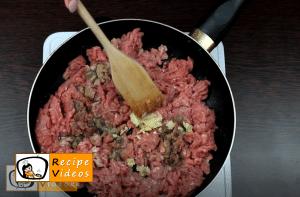 Turkey rolls recipe, how to make Turkey rolls step 1
