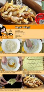 Angel wings recipe with video