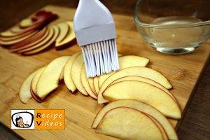 Apple roses recipe, prepping Apple roses step 2