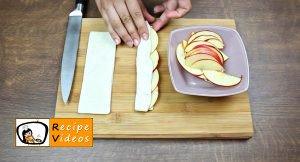 Apple roses recipe, prepping Apple roses step 3