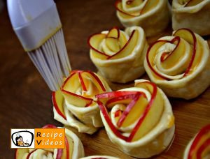 Apple roses recipe, prepping Apple roses step 4