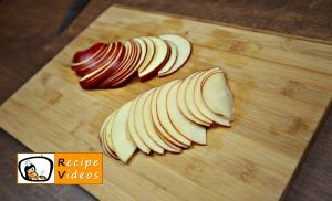 Apple roses recipe, prepping Apple roses step 1