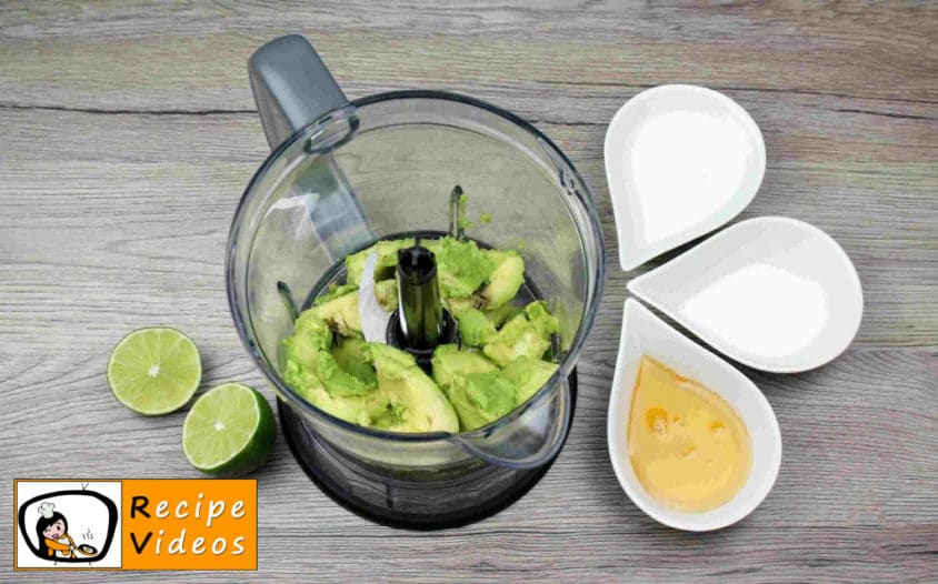 Avocado Ice Cream recipe, how to make Avocado Ice Cream step 2