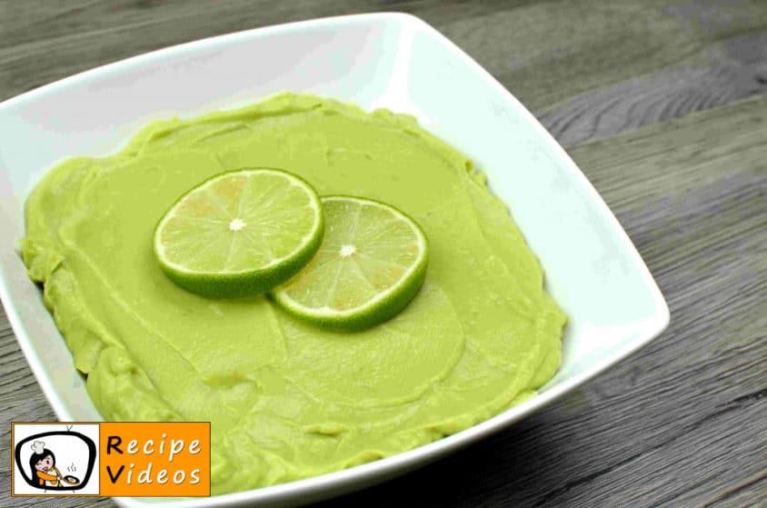 Avocado Ice Cream recipe, prepping Avocado Ice Cream step 4