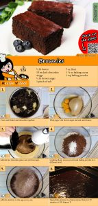 Brownies recipe with video