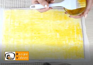 Cheese sticks recipe, prepping Cheese sticks step 1