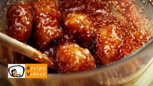 Chicken breast with sesame seeds recipe recipe, prepping Chicken breast with sesame seeds recipe step 4