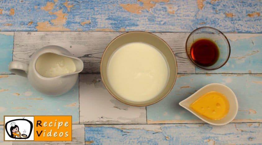 Chocolate Oatmeal Cookies with Frozen Yogurt recipe, how to make Chocolate Oatmeal Cookies with Frozen Yogurt step 1