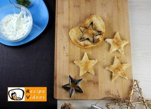 Creative Christmas DIY dishes recipe, prepping Creative Christmas DIY dishes step 10