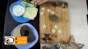 Creative Christmas DIY dishes recipe, prepping Creative Christmas DIY dishes step 4