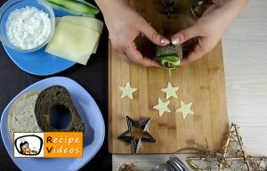 Creative Christmas DIY dishes recipe, prepping Creative Christmas DIY dishes step 5