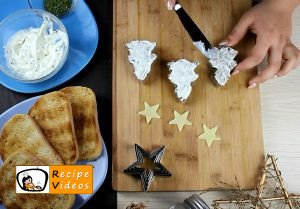 Creative Christmas DIY dishes recipe, prepping Creative Christmas DIY dishes step 8