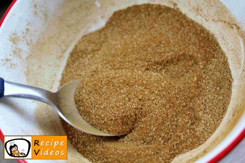 Cinnamon Hearts recipe, how to make Cinnamon Hearts step 1