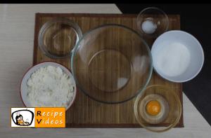 Classic curd pancake recipe, prepping Classic curd pancake step 1