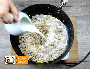 Corny Chicken Breasts recipe, prepping Corny Chicken Breasts step 2