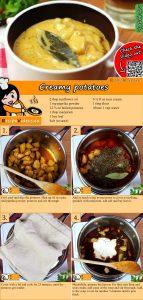 Creamy potatoes recipe with video