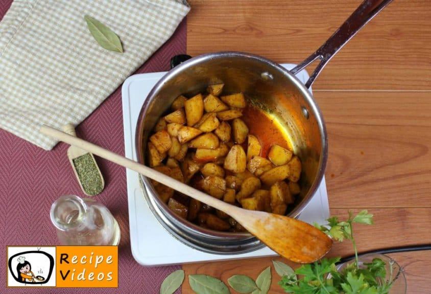 Creamy potatoes recipe, how to make Creamy potatoes step 1