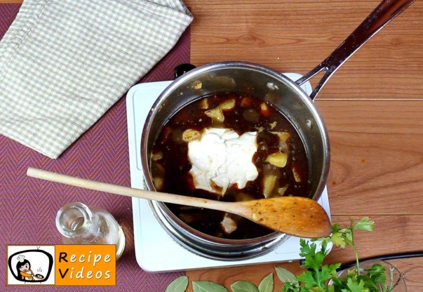 Creamy potatoes recipe, how to make Creamy potatoes step 4