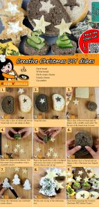 Creative Christmas DIY dishes recipe with video