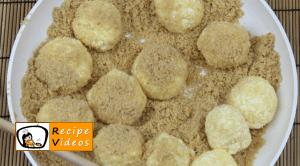Curd dumplings recipe, how to make Curd dumplings step 5