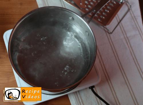 Dumplings recipe, prepping Dumplings step 3