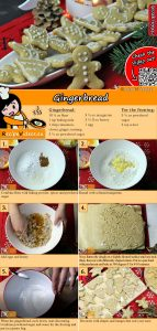 Gingerbread recipe with video