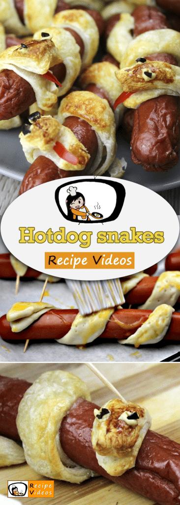 Hotdog Snakes