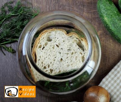 Hungarian Kovaszos Uborka (Sour Pickles) recipe, how to make Hungarian Kovaszos Uborka (Sour Pickles) step 3