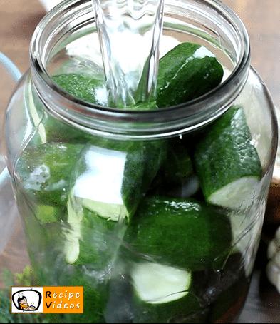 Hungarian Kovaszos Uborka (Sour Pickles) recipe, how to make Hungarian Kovaszos Uborka (Sour Pickles) step 5