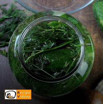 Hungarian Kovaszos Uborka (Sour Pickles) recipe, how to make Hungarian Kovaszos Uborka (Sour Pickles) step 6