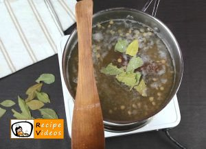 Lentil stew recipe, how to make Lentil stew step 2