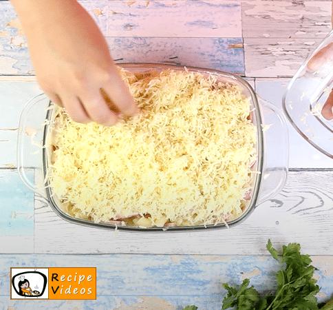 Noodle casserole recipe, how to make Noodle casserole step 10