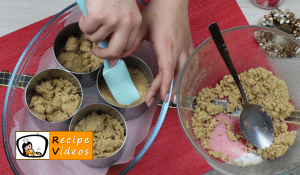 Orange curd holiday tarts recipe, how to make Orange curd holiday tarts step 2