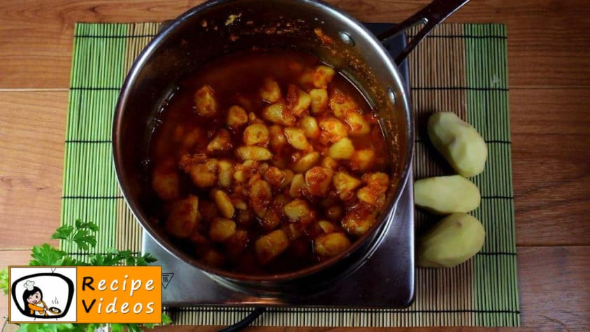 Potato pasta recipe, prepping Potato pasta step 2