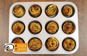 Potato roses with bacon recipe, prepping Potato roses with bacon step 5